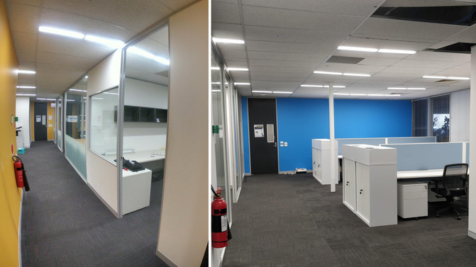 Refurbishment - Before & After
