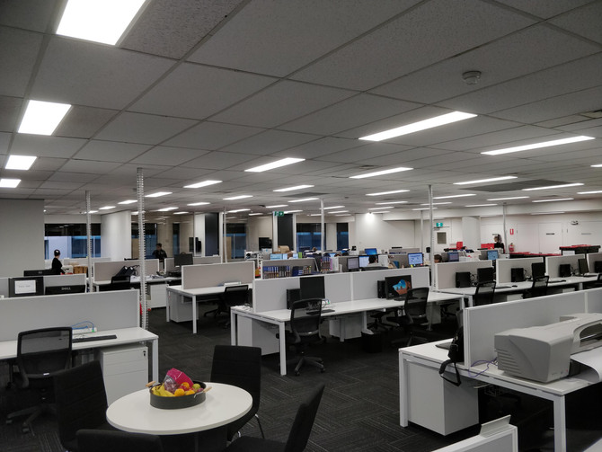Project completed - Metricon
