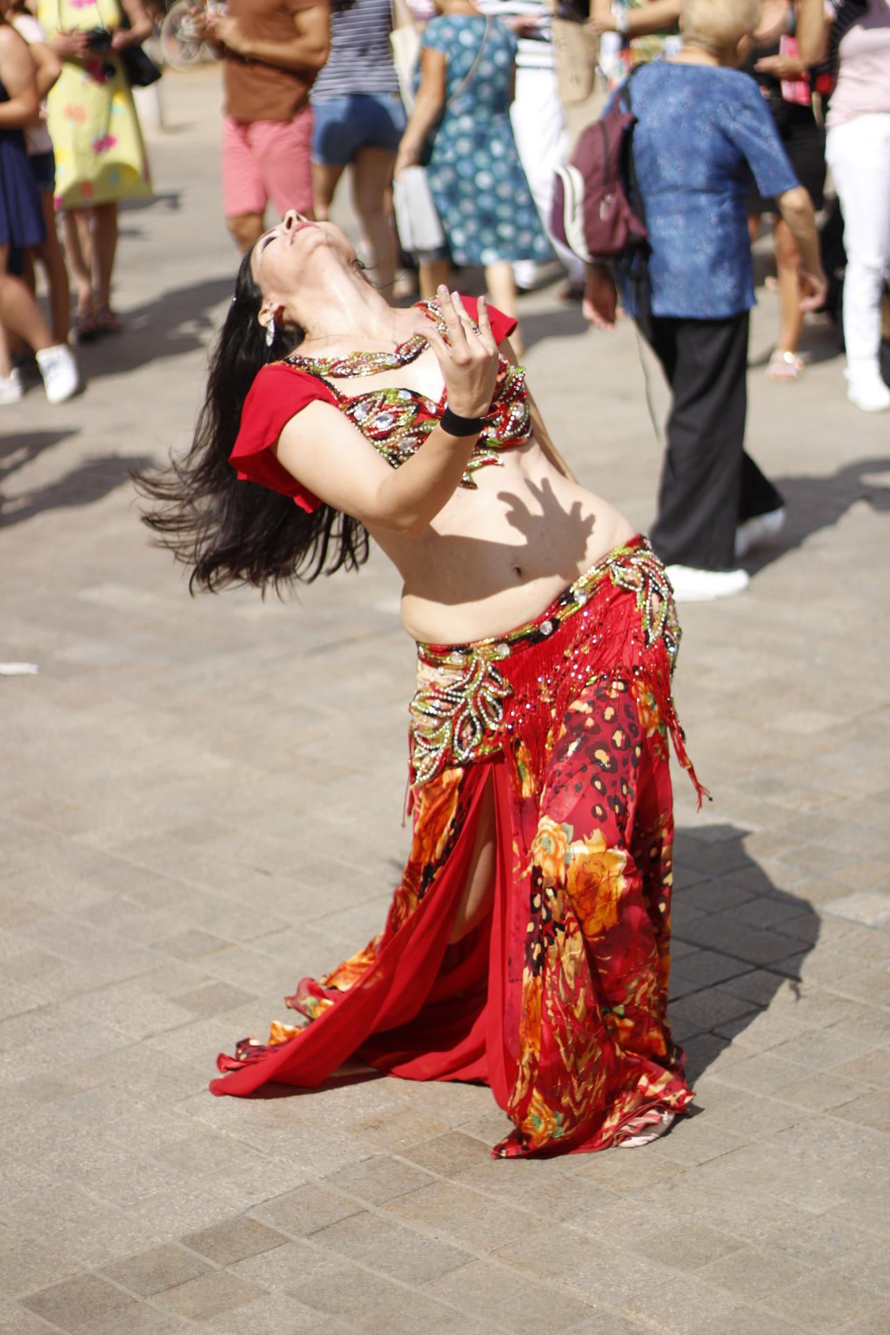 Stage de Danse Orientale en ligne