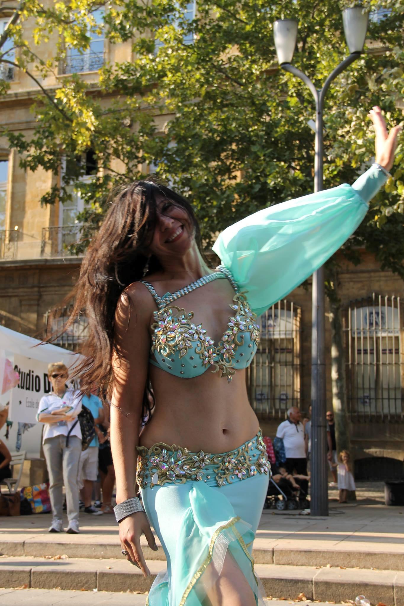 Cours d'essai gratuit Danse Orientale