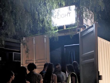 An Immersive, Unnerving Flight Inside a Shipping Container | BROADSHEET