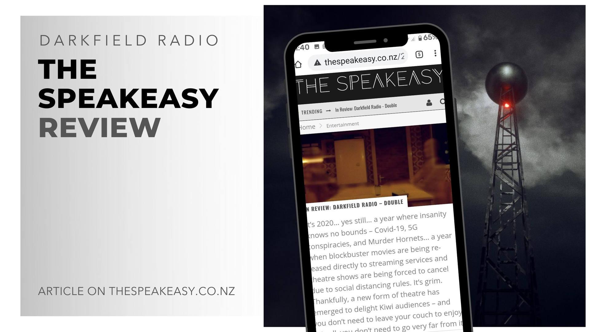 the speakeasy review