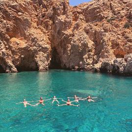 One fish, two fish, six Greek starfish ⭐