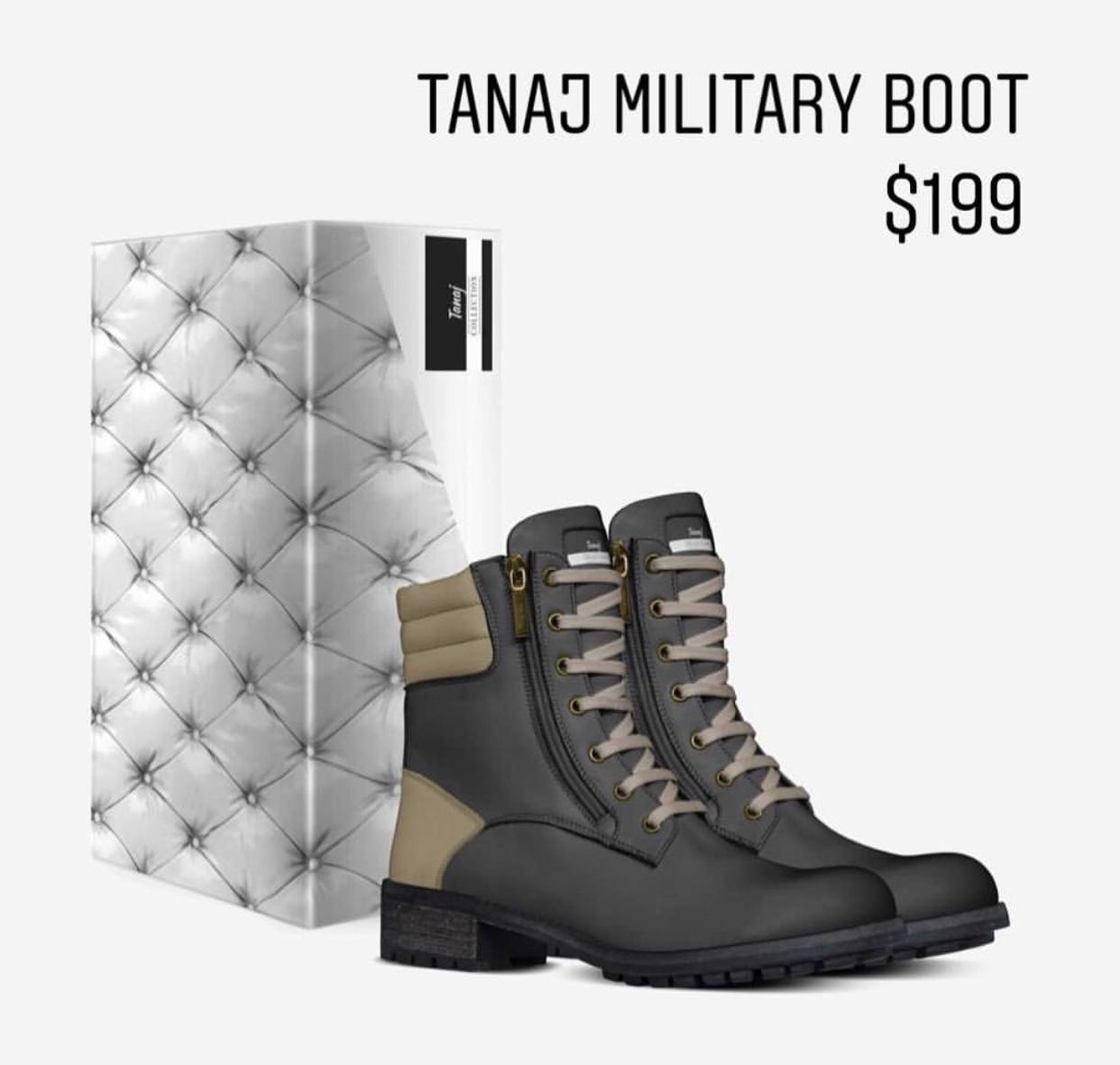 Tanaj Collection Boots