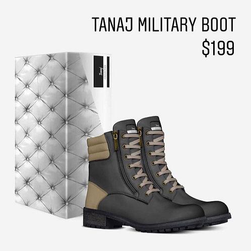 Unisex Tanaj Military Boot