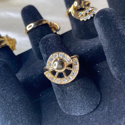 """""""Empress"""" Motion Ring"""