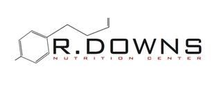 R. Downs - Logo Mock-Up