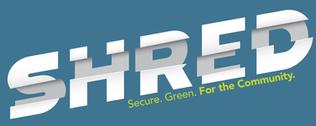 US Eagle - Shred Day Logo