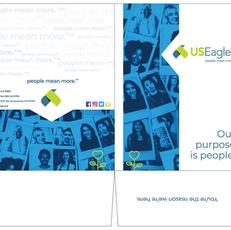 US Eagle - Folder Design