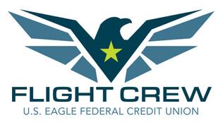 US Eagle - Flight Crew Logo