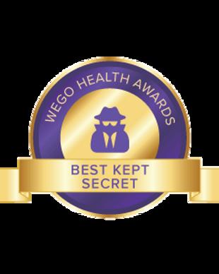 WEGO Health awards_secret.png