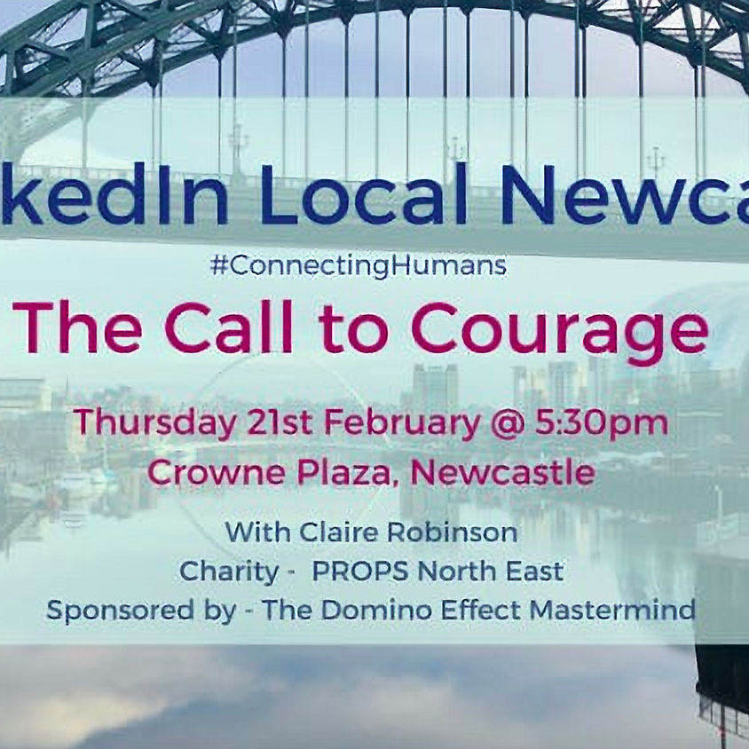 LinkedIn Local - Call to Courage