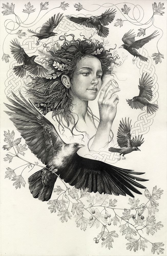 The October Witch - A Pocketful of Crows