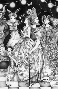 The Ballroom - Orfeia (detail)