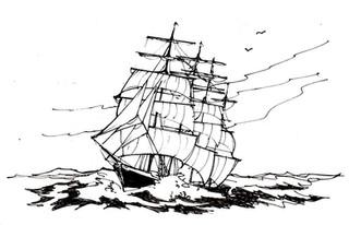 Illustration for Marine Quarterly