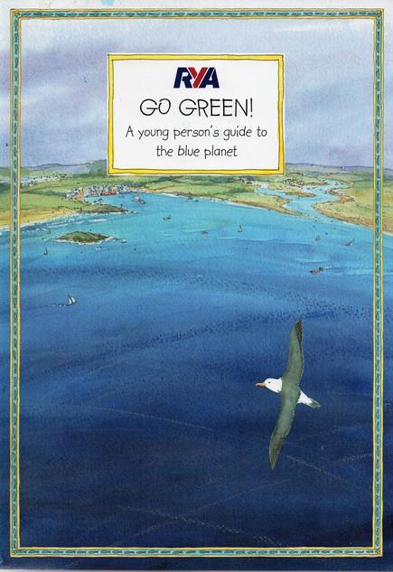 Cover of 'RYA Go Green'