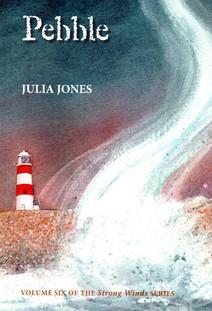 Cover illustration for 'Pebble' by Julia Jones