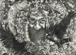 ODIN - Published in A Pocketful of Crows