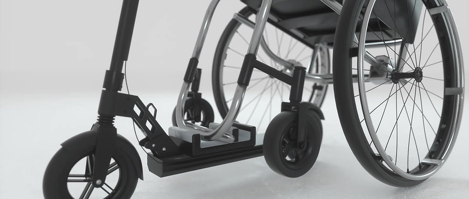 STABILISATEUR WheelOnRide