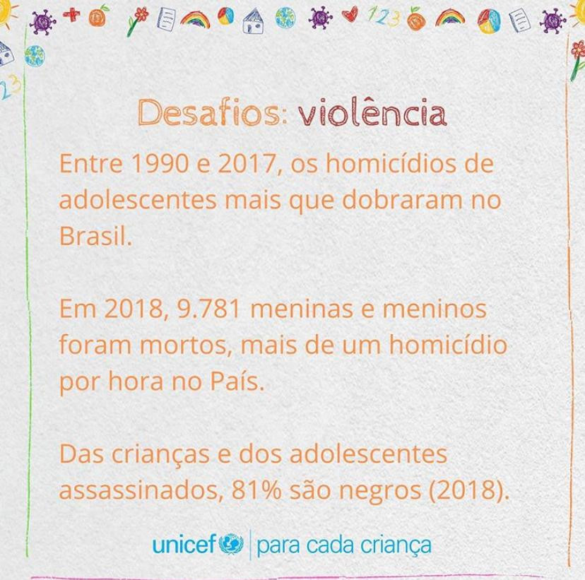 DESAFIOS: VIOLÊNCIA