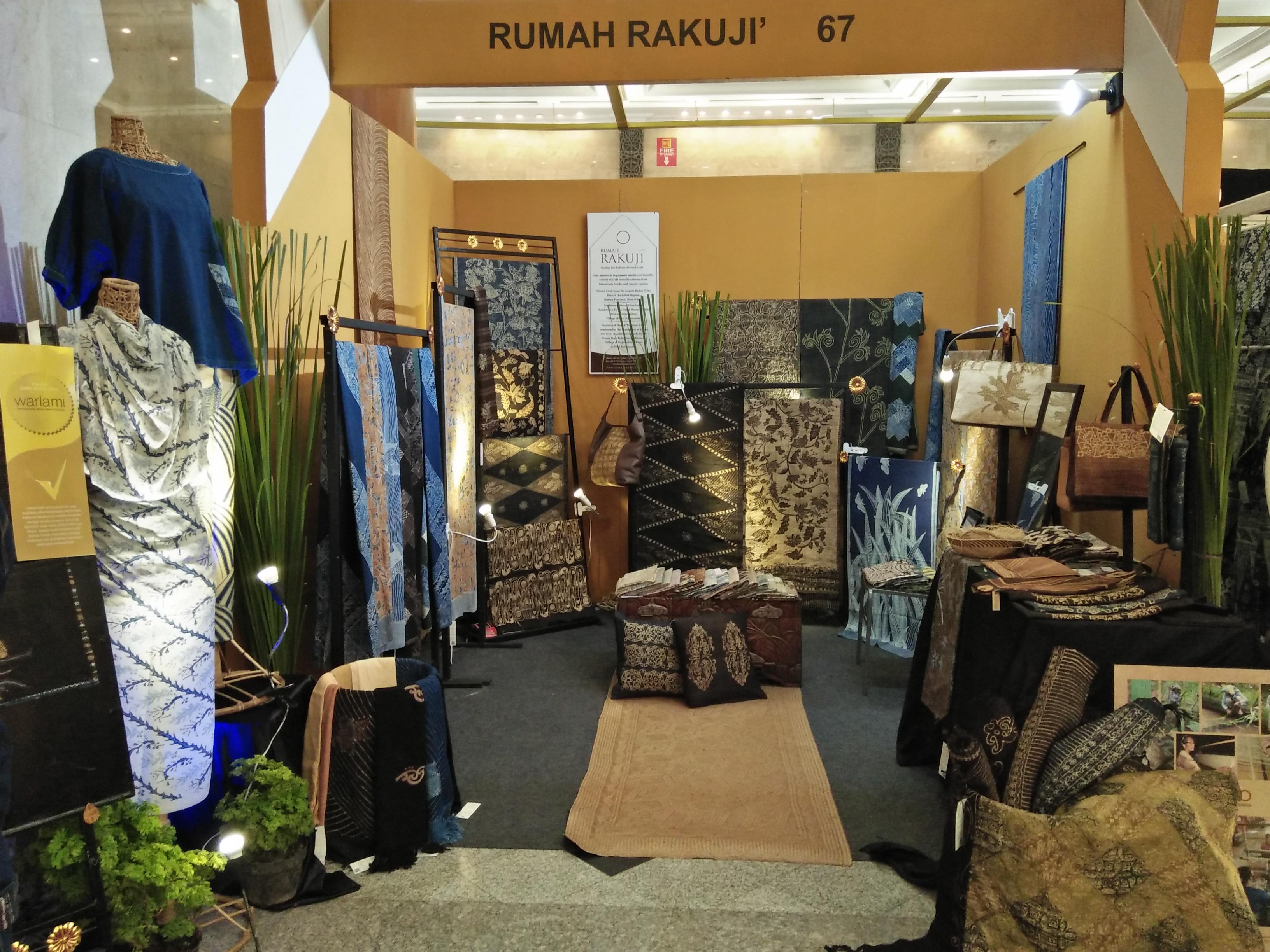 Gelar Batik Nusantara 2017
