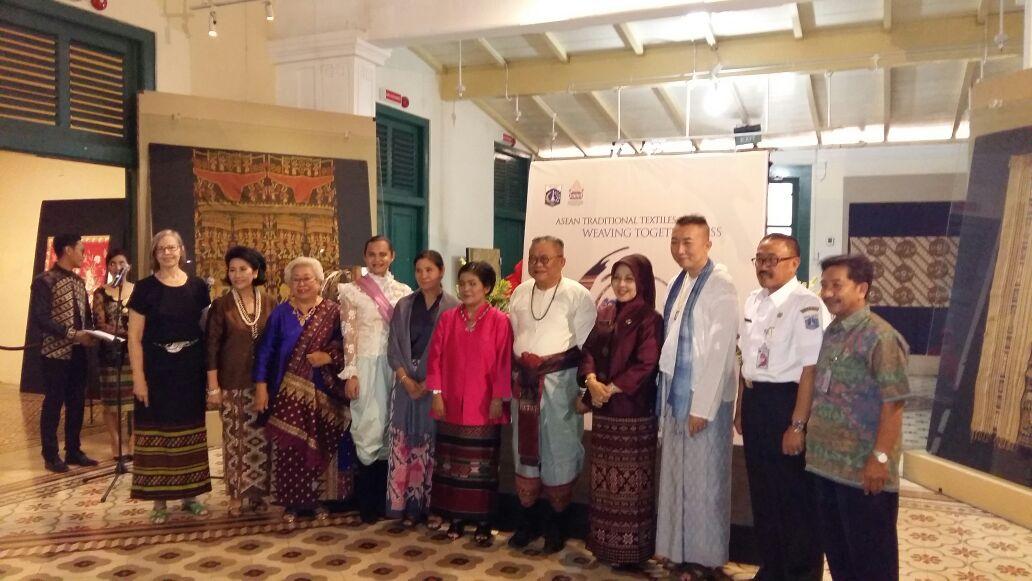 Asean Traditional Textiles