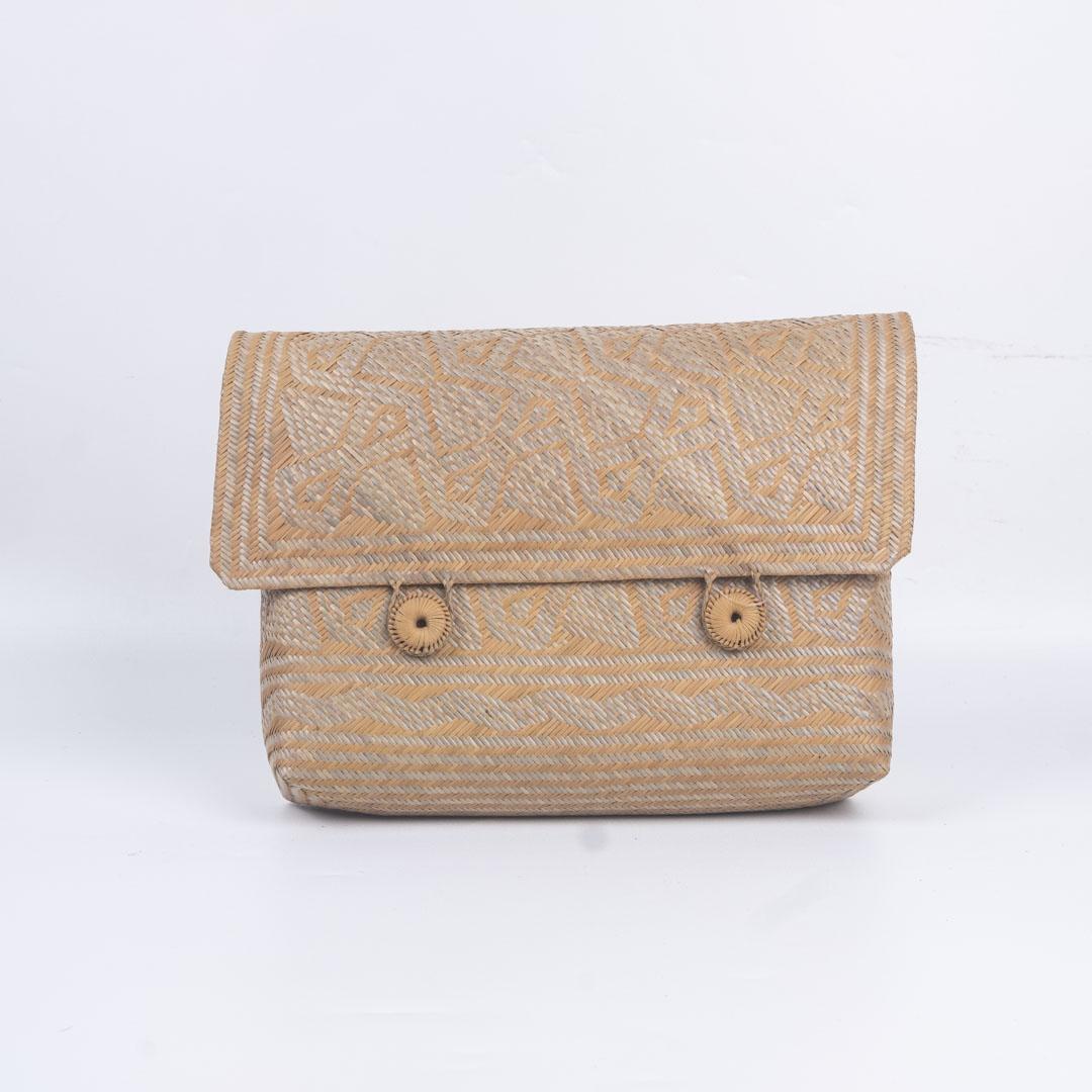 Bemban Clucth Bag 03 C