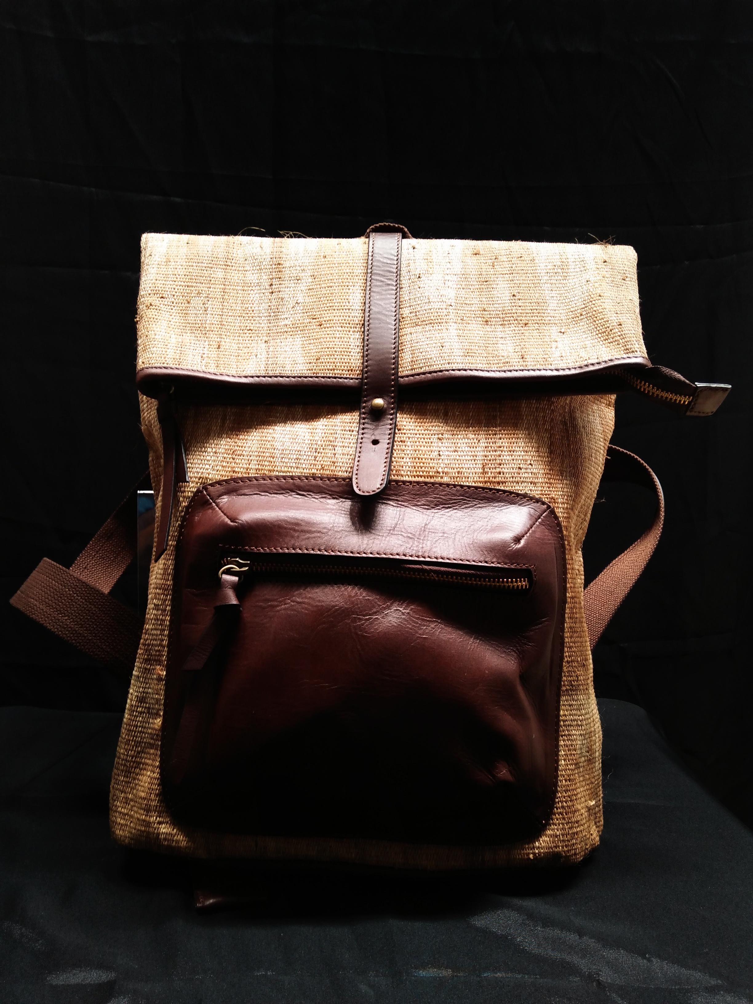 Doyo Ransel Bag 02 - Ikat