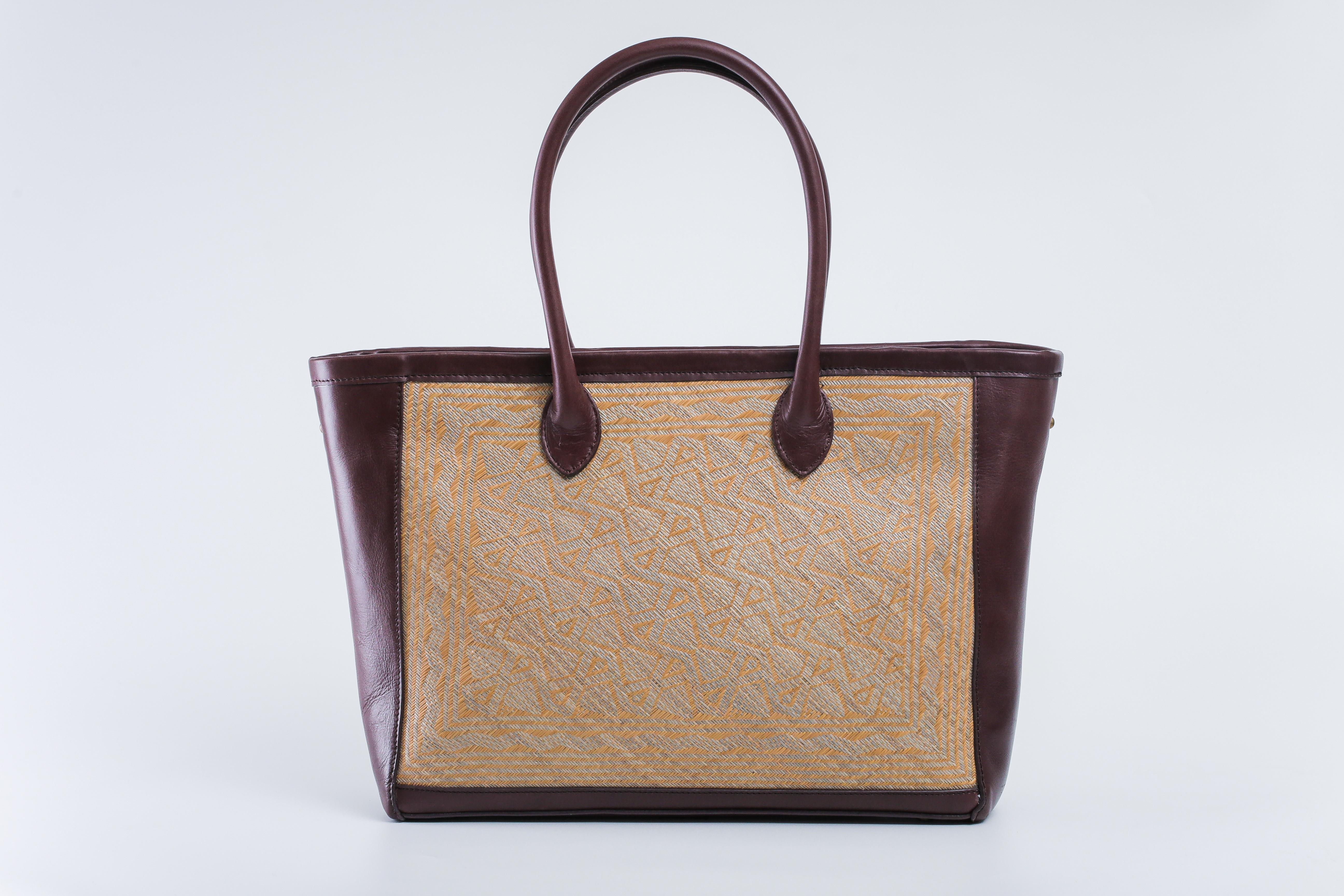 Bemban Handbag Big Size