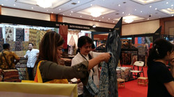 Mrs. Tya and our customers