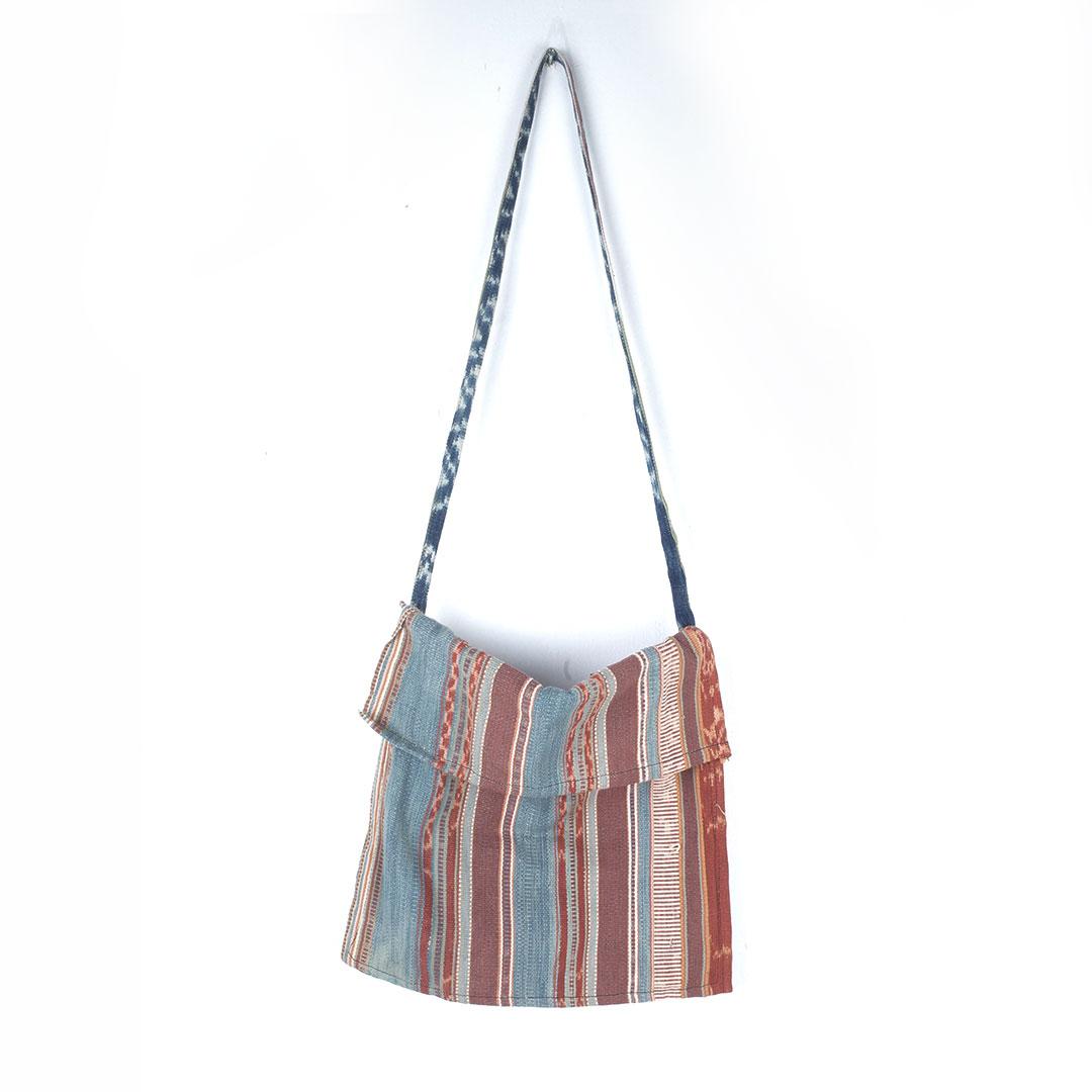 Woven Sling Bag 01