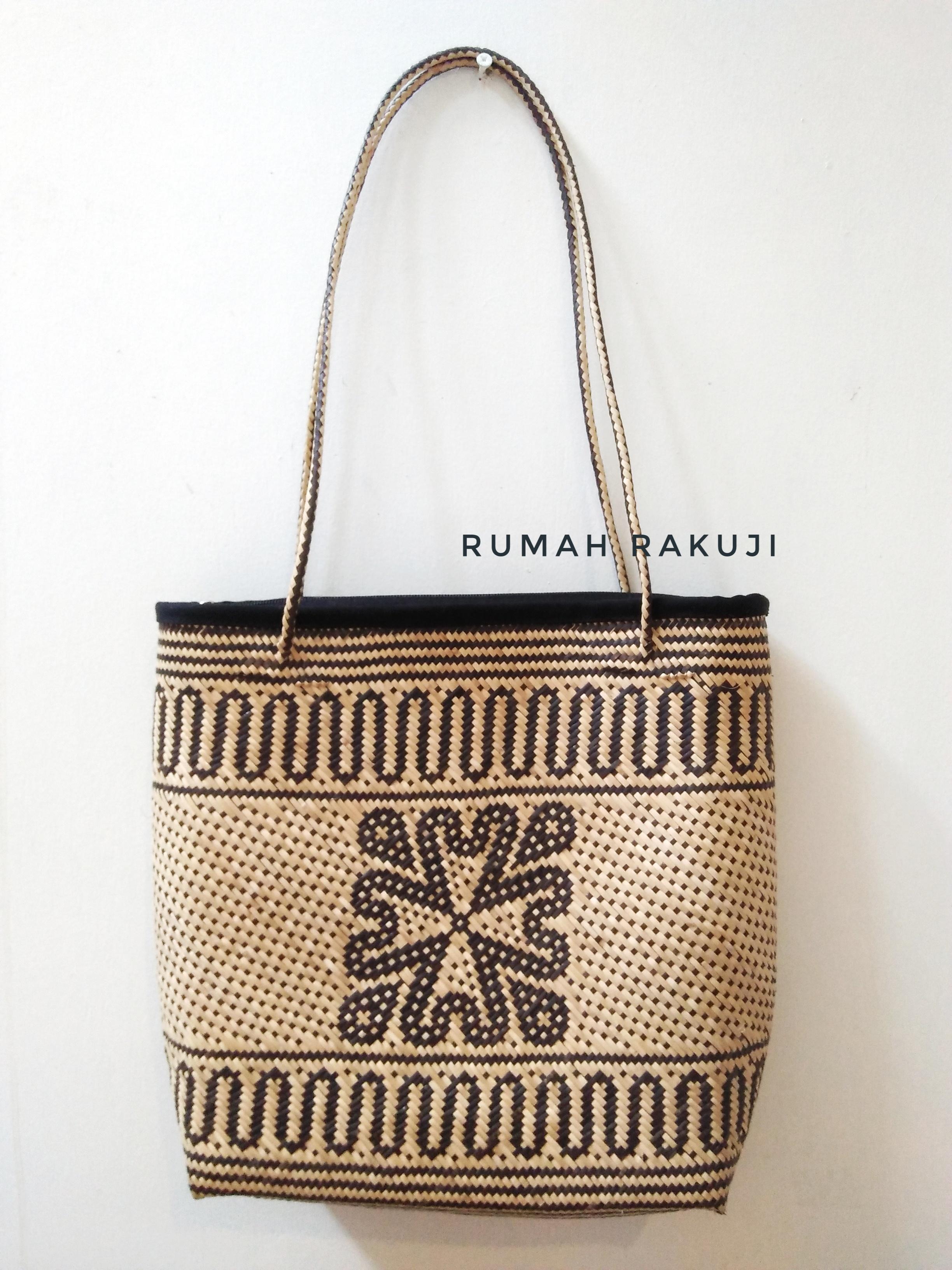 Rattan Handbag Motif