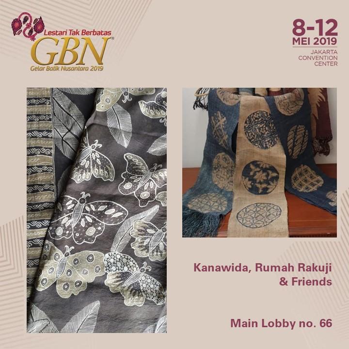 Gelar Batik Nusantara 2019