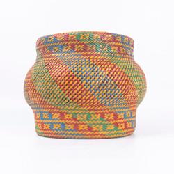 Traditional Plaited Rattan 06