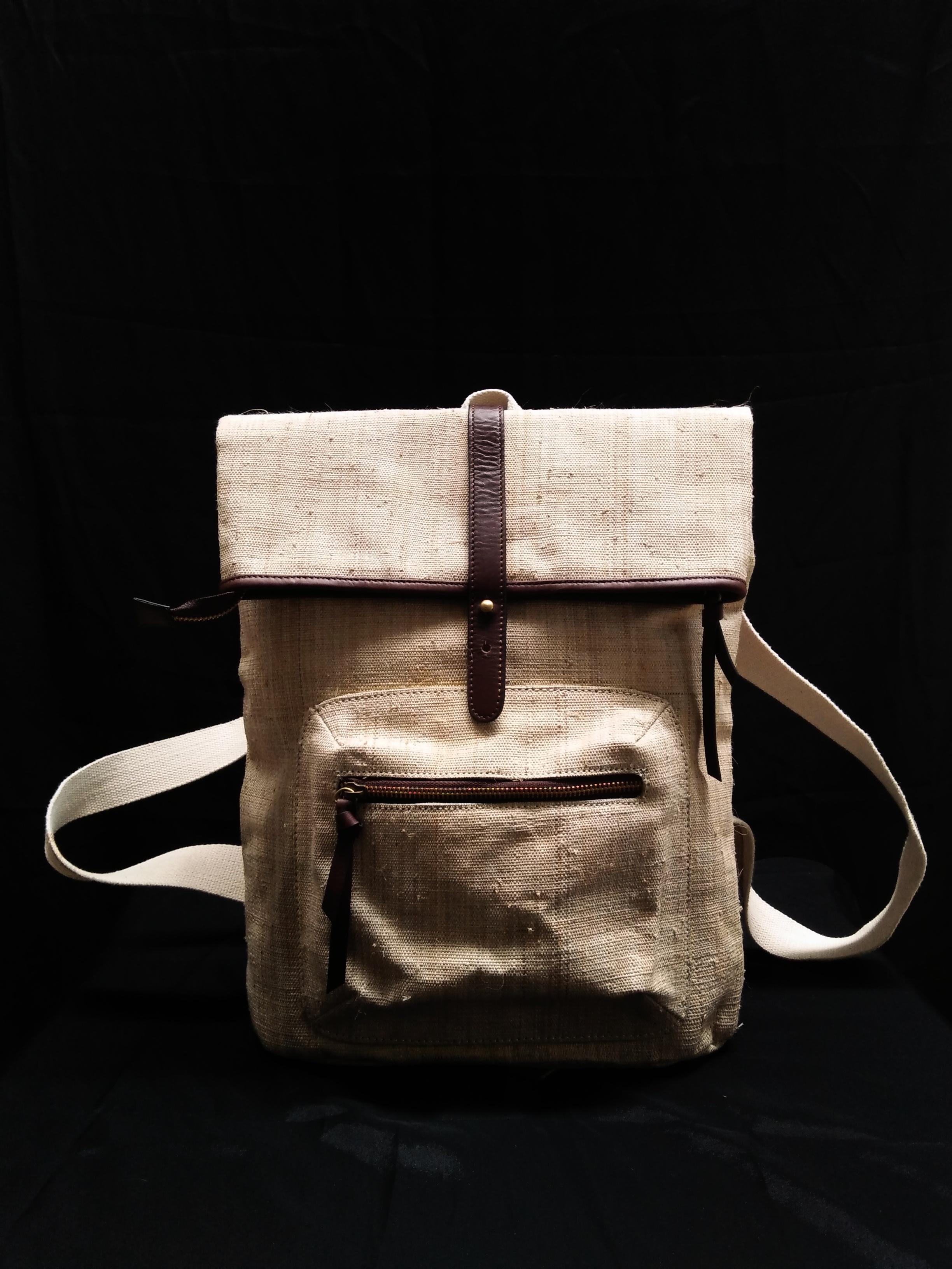 Doyo Ransel Bag 02 - Natural