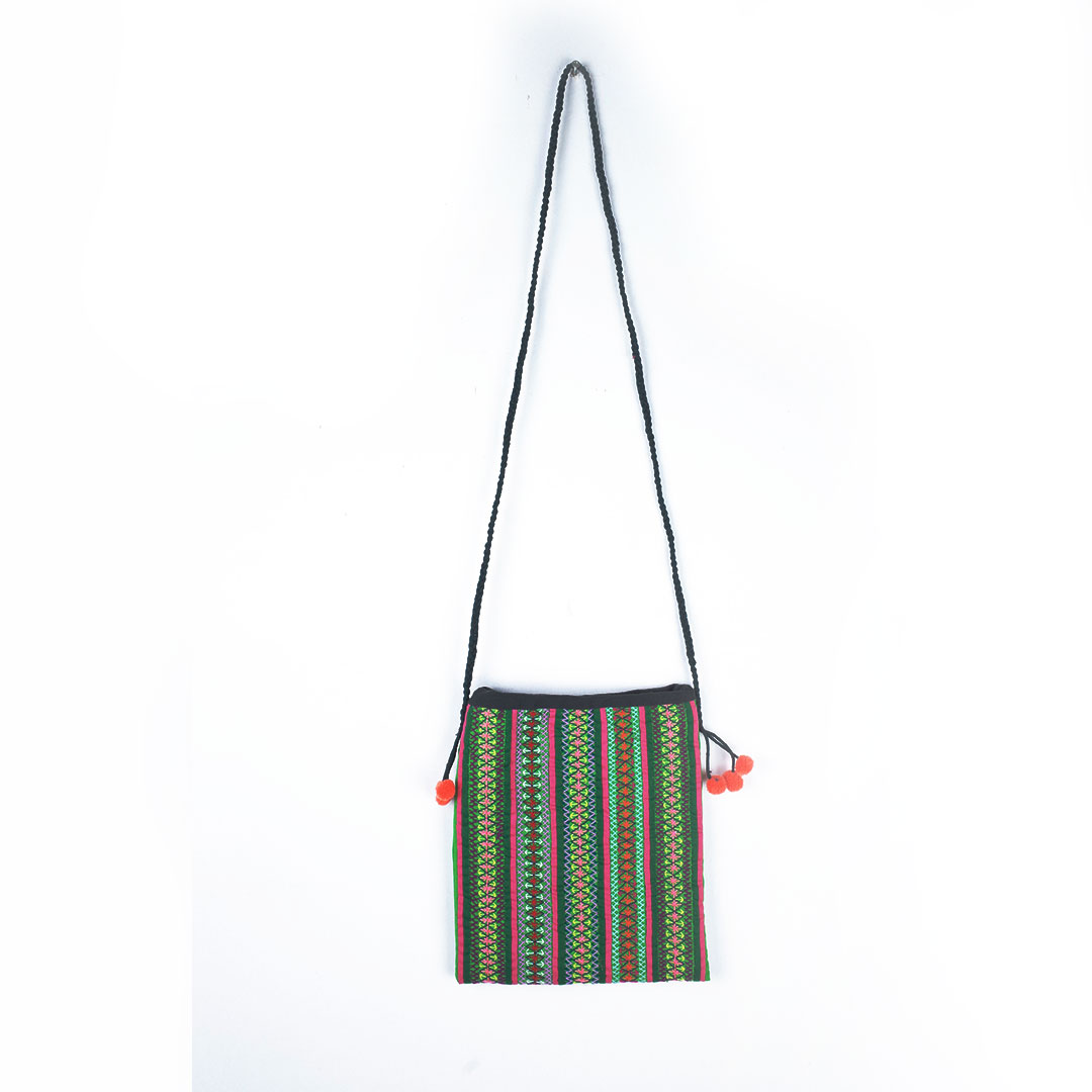 Woven Sling Bag 02