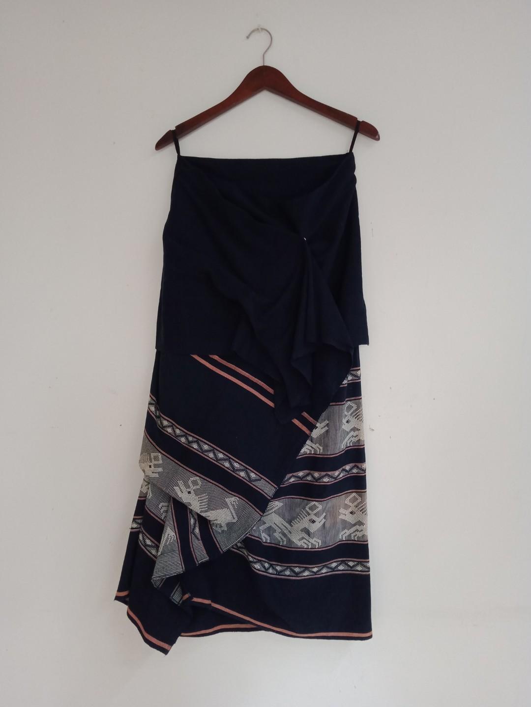Long Skirt Woven