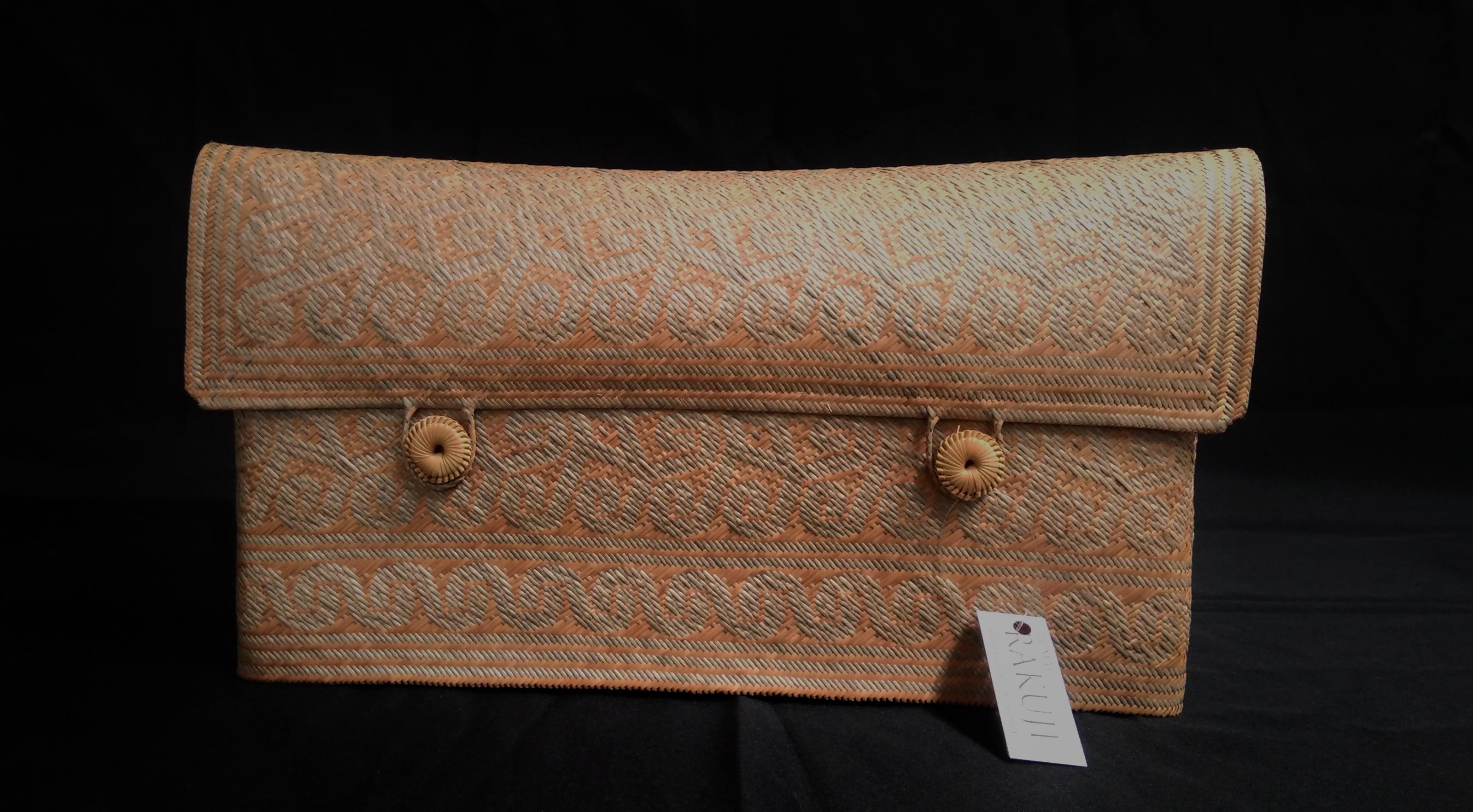 Bemban Clutch Bag
