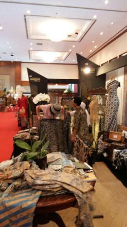 Mr. Roso is owner of Batik Pohon