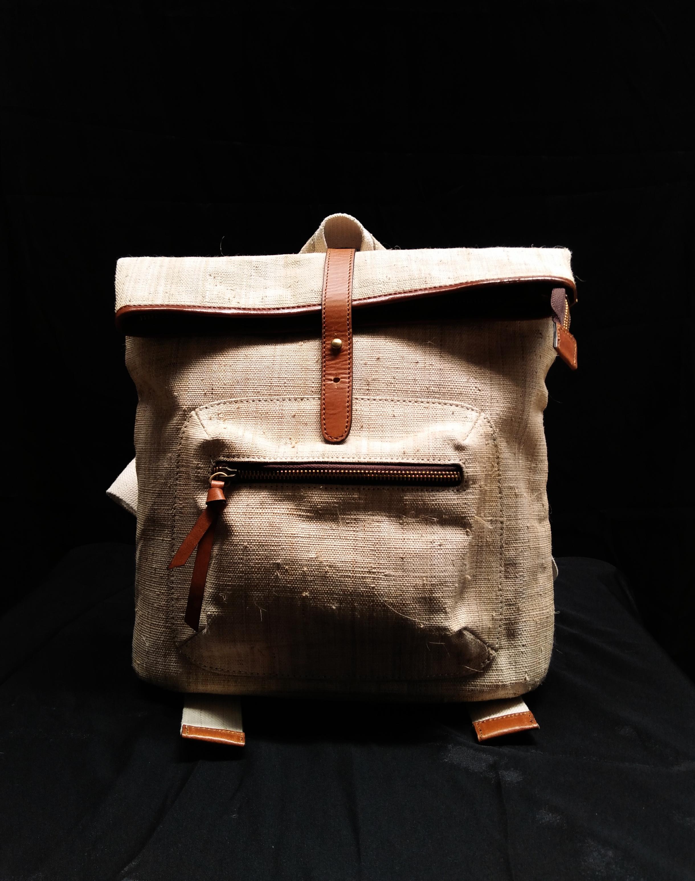 Doyo Ransel Bag 01 - Natural
