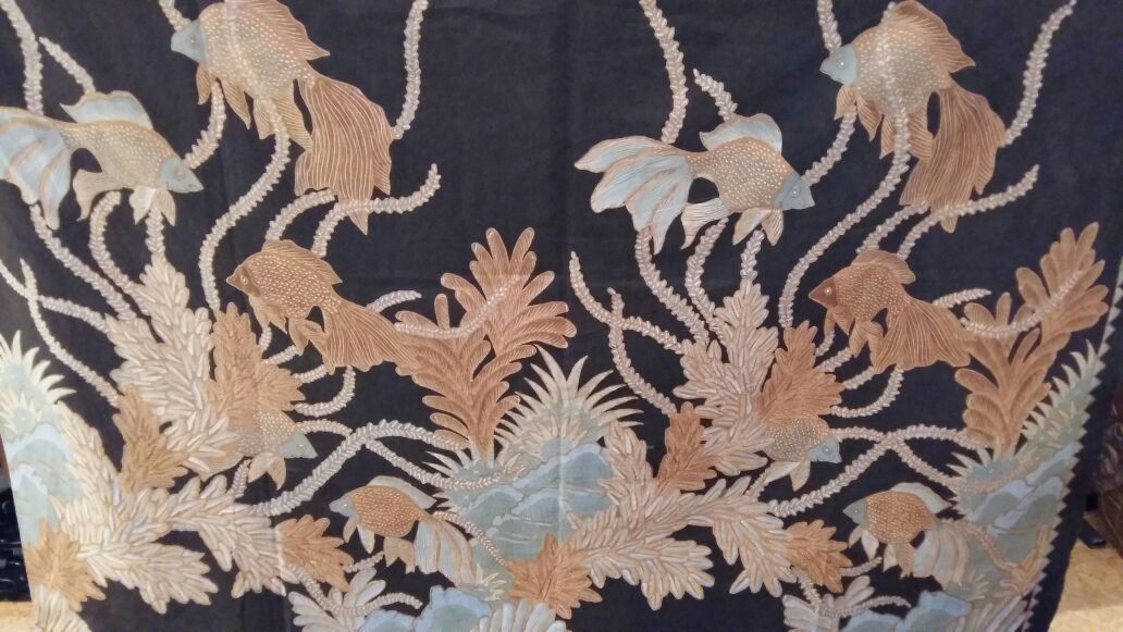 Handmade Batik by Warlami