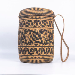 Traditional Plaited Rattan 09