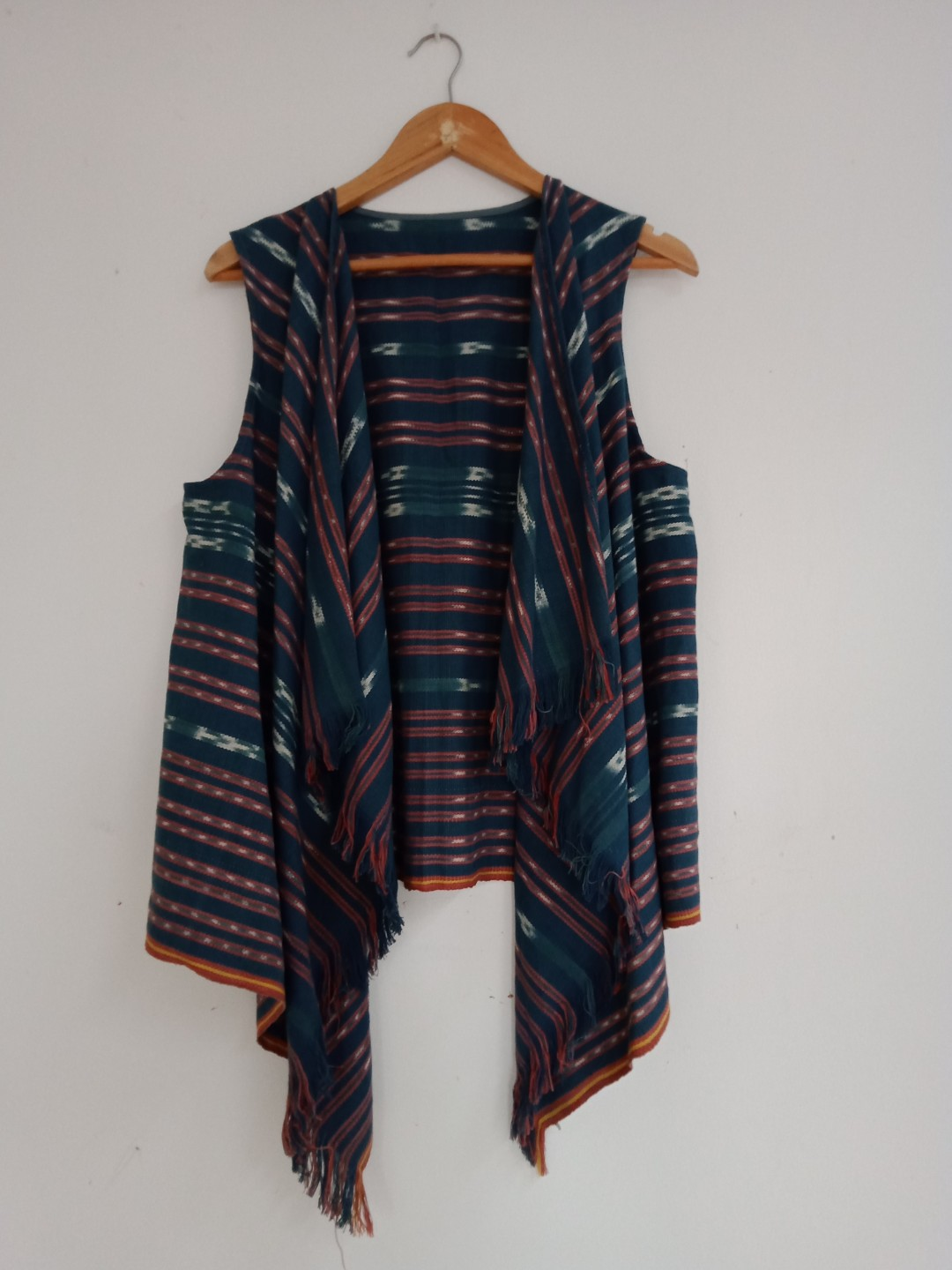 Outer Ikat Woven 01