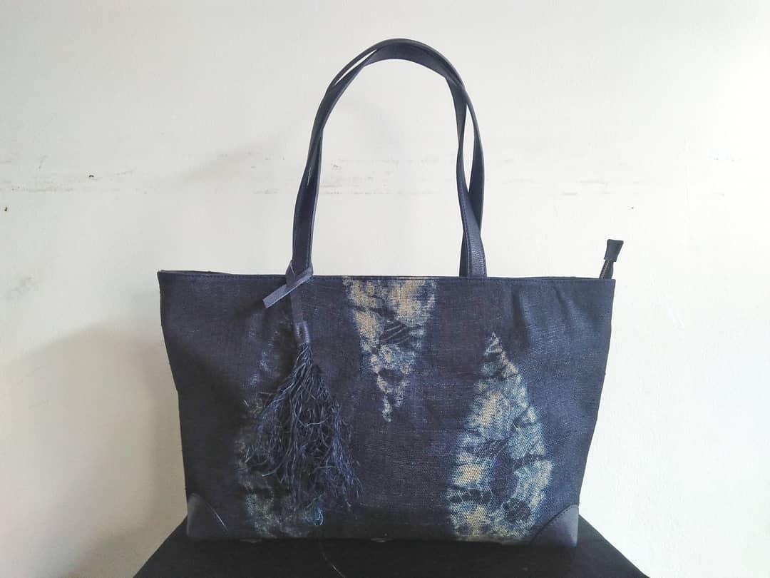 Doyo Tie Dye Handbag