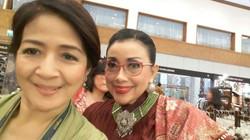 Mrs. Myra and her friend