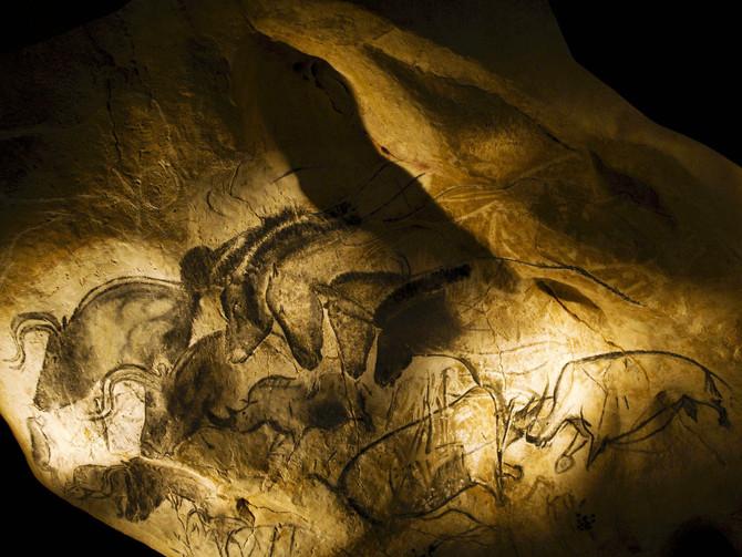 Cueva de Chauvet . Cueva de los sueños olvidados