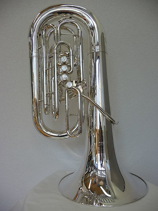 Eb Tuba Willson Mod. 3400FA-5 Erickson silverplated