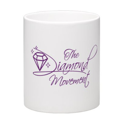 The Diamond Movement Mug