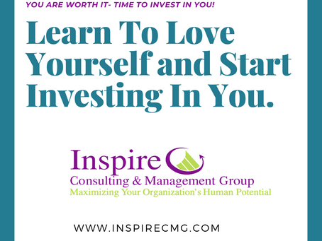 Learn To Invest In Yourself pt 2