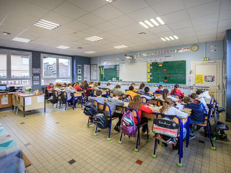 Un nouveau site pour l'école de Limerol!